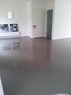 Vochtmeting betonvloer